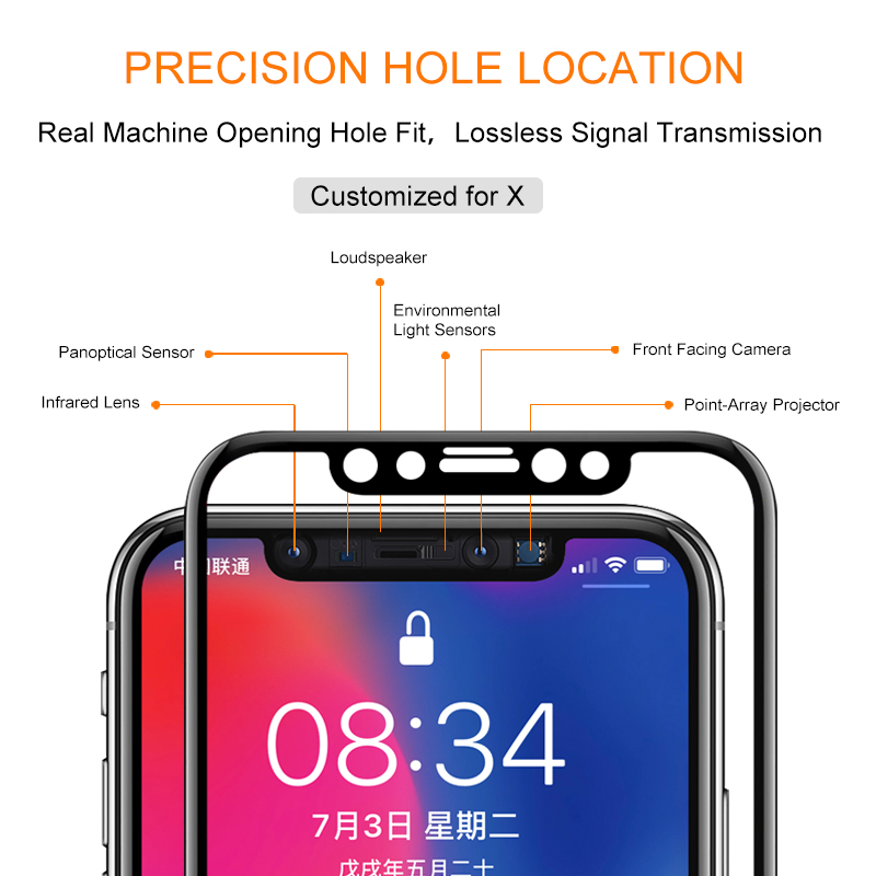 Scratch-Proof-Tempered-Glass-For-iphone-X-8-7-6-6S-Plus-Protective-Glass-Screen-Protector (4) -