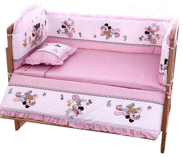 Baby-Bed-Bumper-Cotton-Plush-Baby-Bedding-for-Newborns-Toddle-Children-s-Bed-Around-Linen-Cot (1)