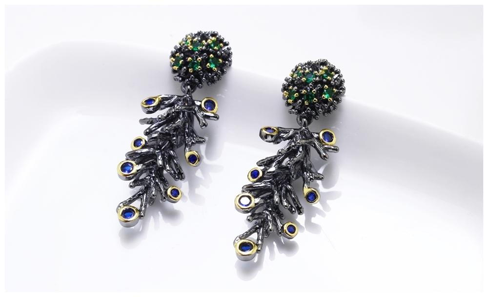 Drop Earrings WE3786 (7)