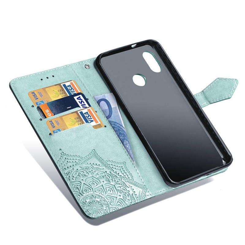 Xiaomi Redmi Note 5 Case Cover Redmi Note 5 Global Version Leather Wallet Flip Case For Redmi Note 5 Pro Phone Cases