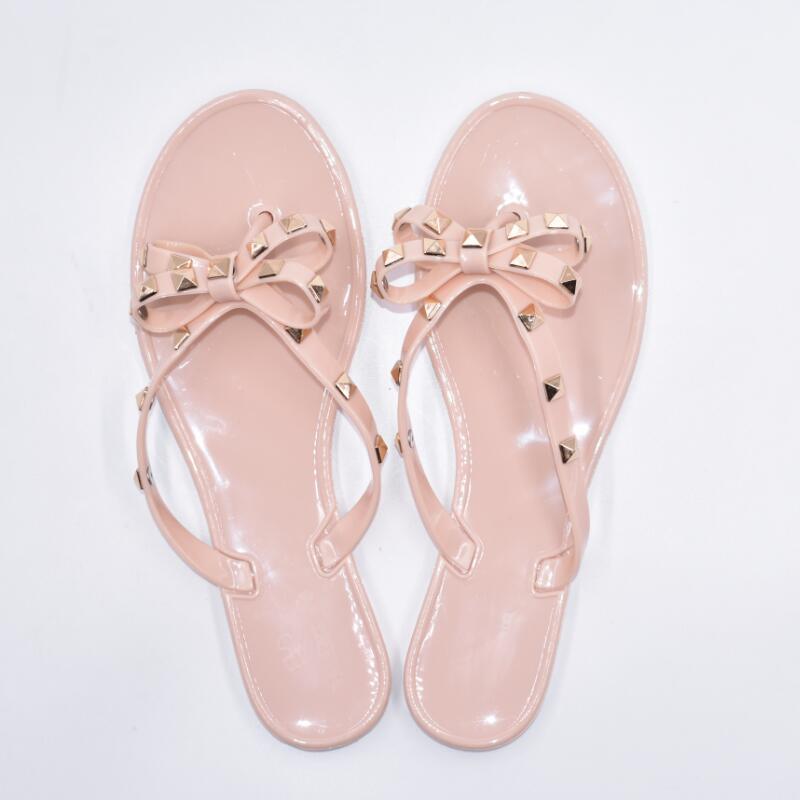 Hot-2017-Fashion-Woman-Flip-Flops-Summer-Shoes-Cool-Beach-Rivets-big-bow-flat-sandals-Brand (6)