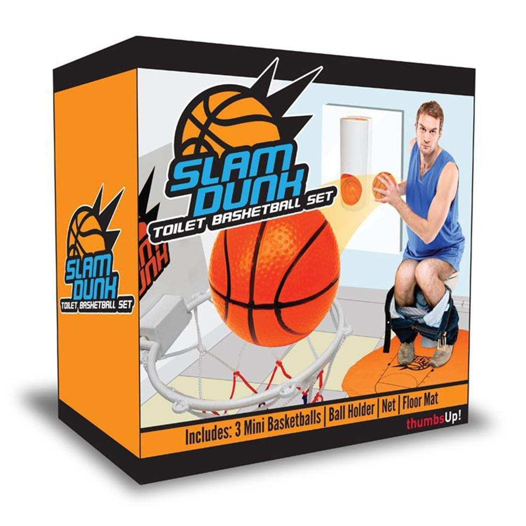 New Bedroom Bathroom Toilet Office Desktop Mini Basketball Decompress Game Gadget Toys New Other toys