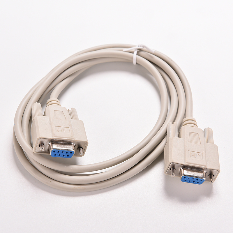 DB15 Male to Female Male Extended Data Cable Two Double Row 1.5M Connection 5ft