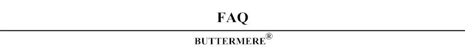 BUTTERMERE 4. FAQ