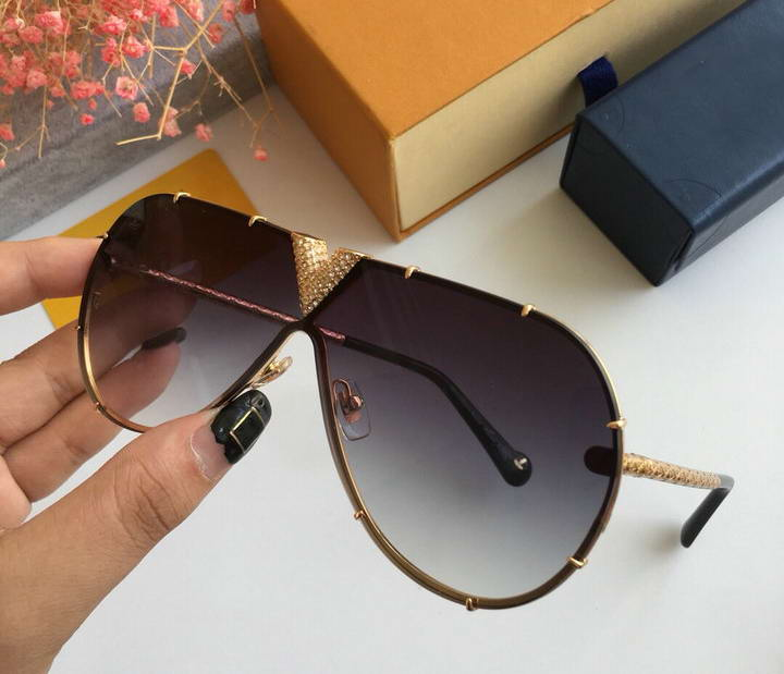Lunettes pour femme 2019 Triangle Coupe Luxe pierres Cateye