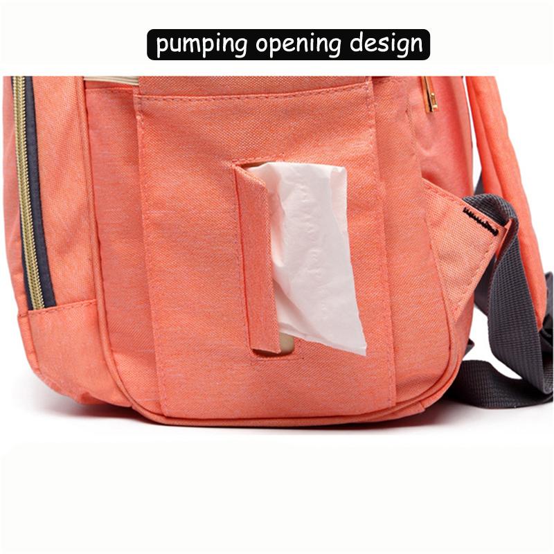 pumping opening design