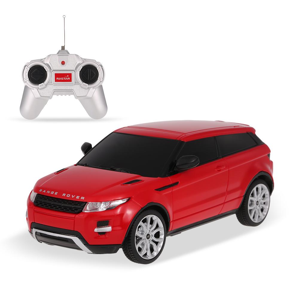 Mondo Range Rover Evoque Auto Radiocomando Macchina Telecomandata Scala 1:24 R//C