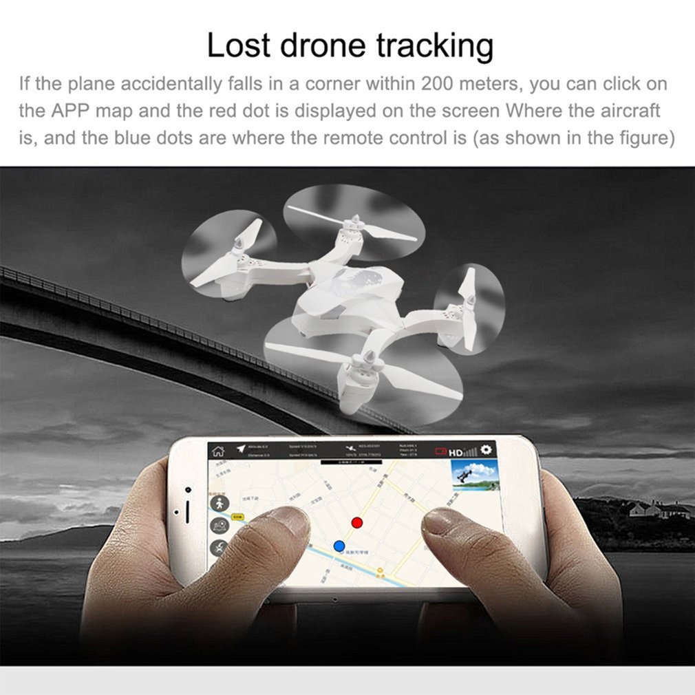 wholesale XS811 RC Drone With Camera HD WiFi FPV Altitude Hold A Return Key Helicopter 2.4g Remote Control Quadcopter Model Toy Gift