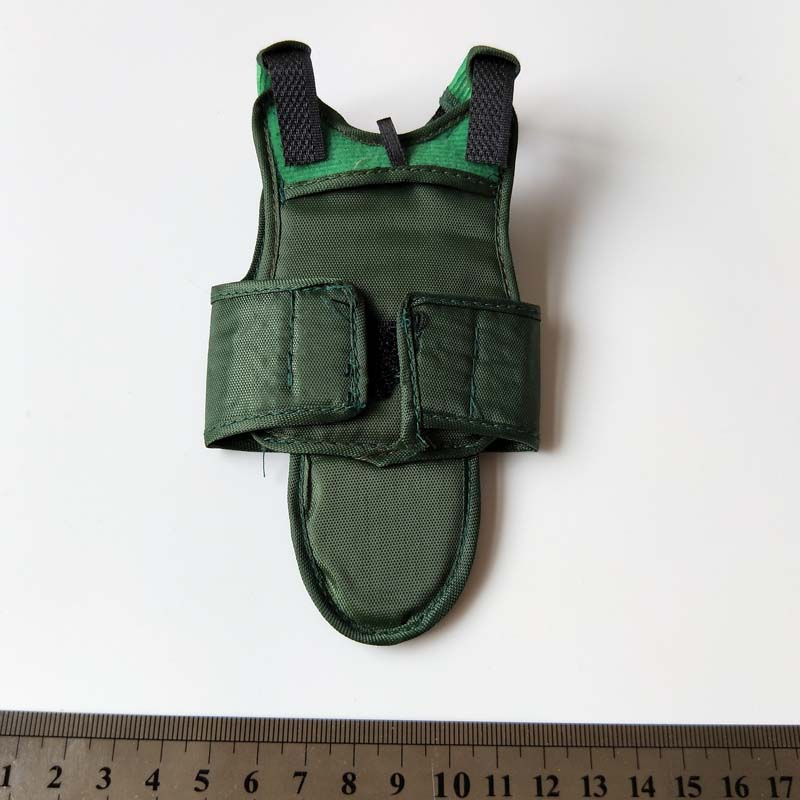 1/6 Scale Bulletproof vests Chest hang Accessories for 12inch Male Soldier Female Soldier action figure toy