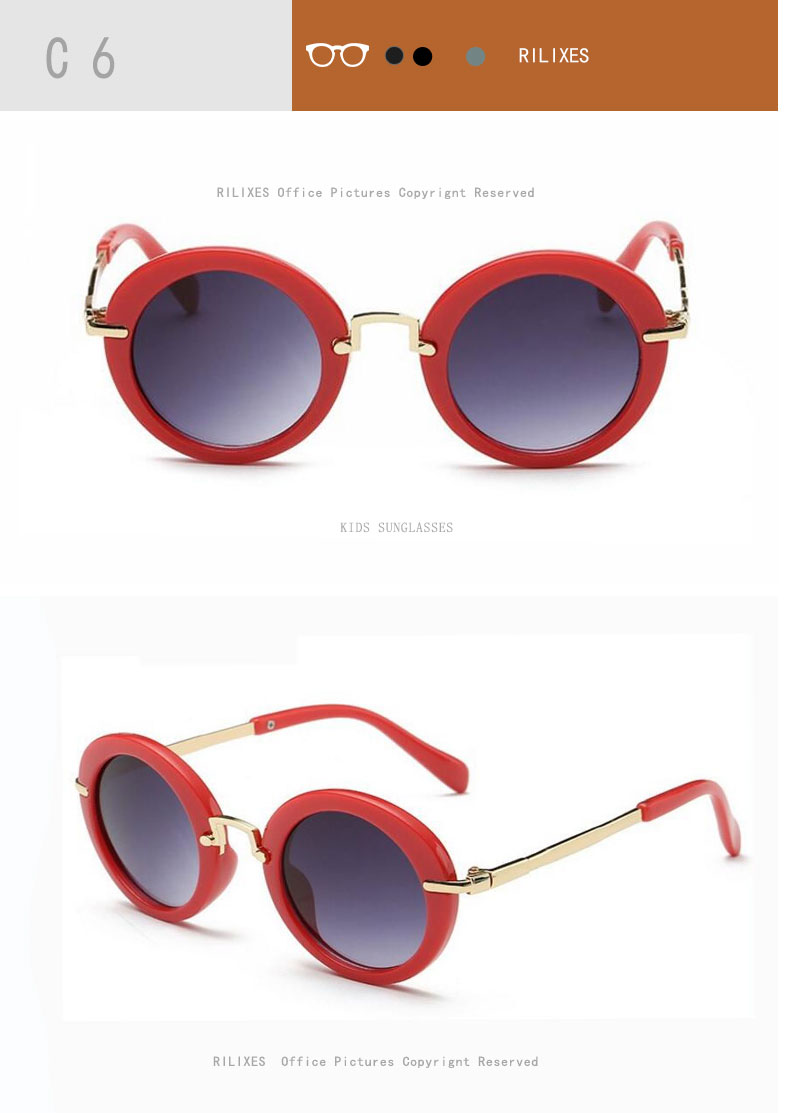 NEW Baby Girls Sunglasses Brand Designer UV400 Protection Lens Children Sun Glasses Cute Kids Sunglasses Cool Goggles (4)