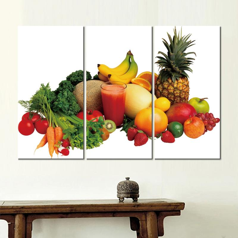 Strawberry Portrait Diamond Painting Delicious Fruits Design House Wall Displays
