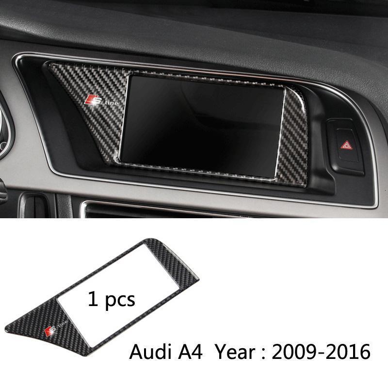 Audi A4/B7/centro consola para doble DIN
