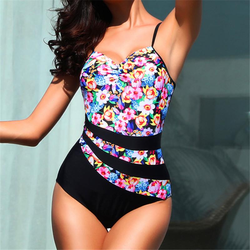 1 piece swimsuit women