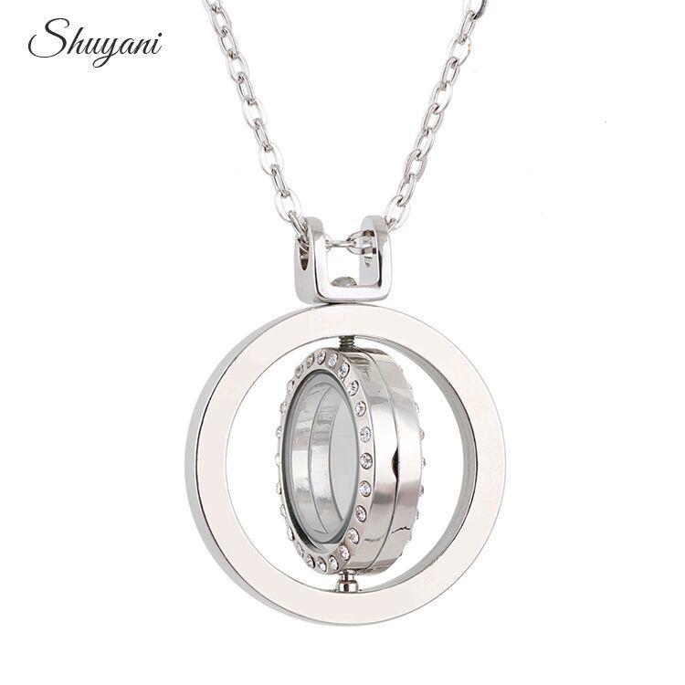 10pcs-lot-Fashion-3Colors-Rhinestone-Rotate-Glass-Floating-Locket-Aromatherapy-Perfume-Diffuser-Locket-Necklace-with-Free