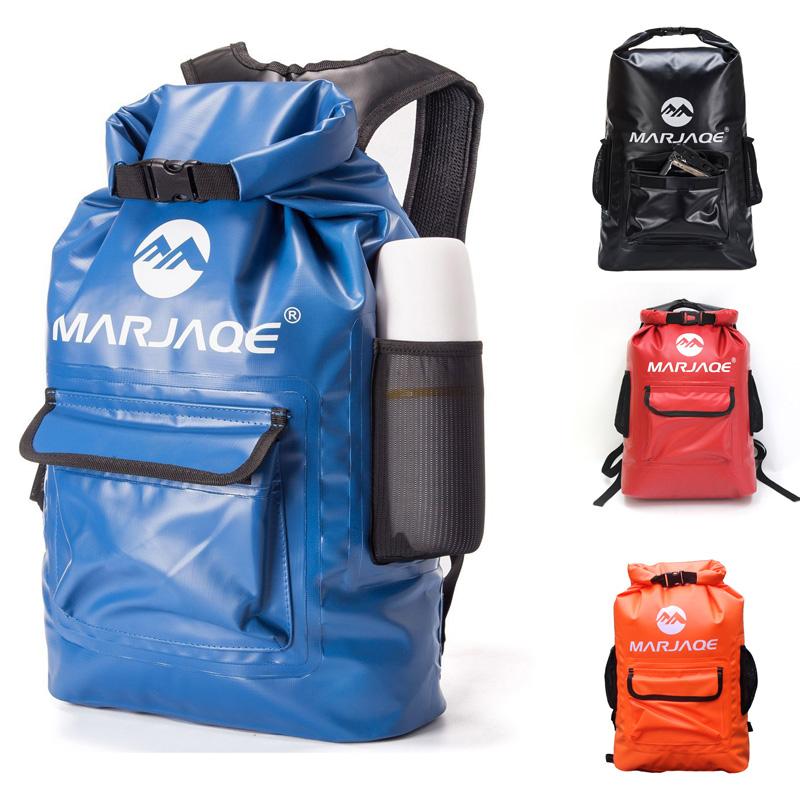 3pcs Wasserdicht Drybag Trockensack Reisetasche für Bootfahren Kajak Rafting