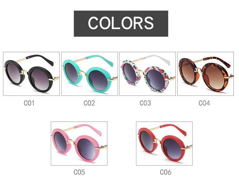 NEW Baby Girls Sunglasses Brand Designer UV400 Protection Lens Children Sun Glasses Cute Kids Sunglasses Cool Goggles (13)