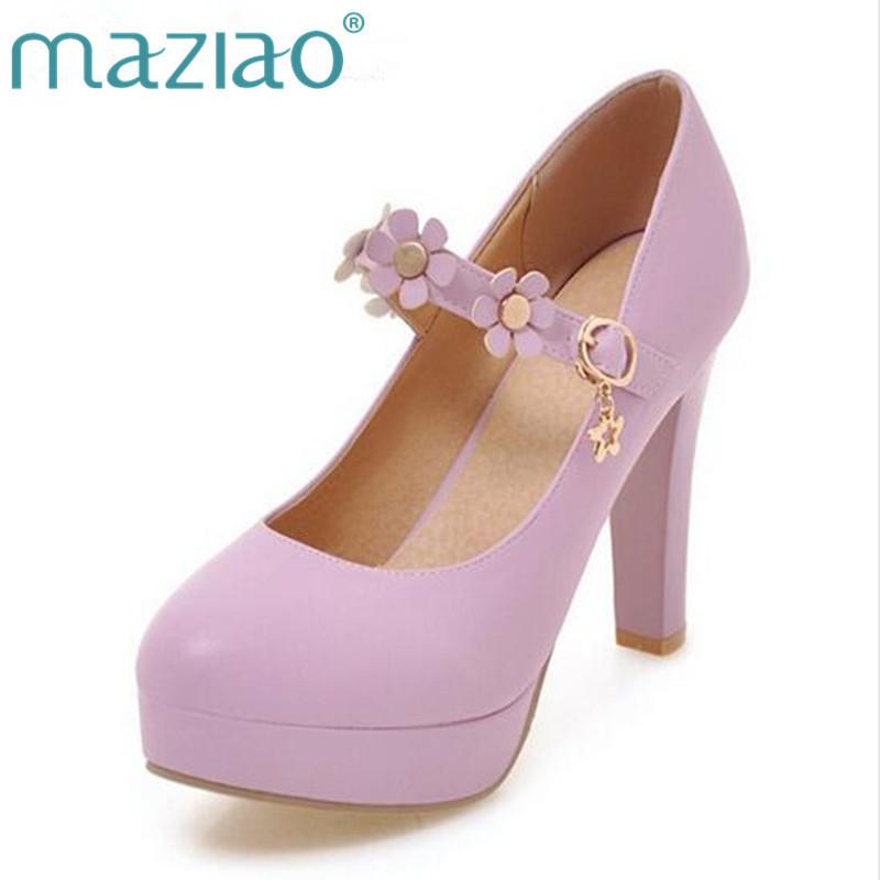 Vente en gros Plate forme De Mariage Chaussures Violettes