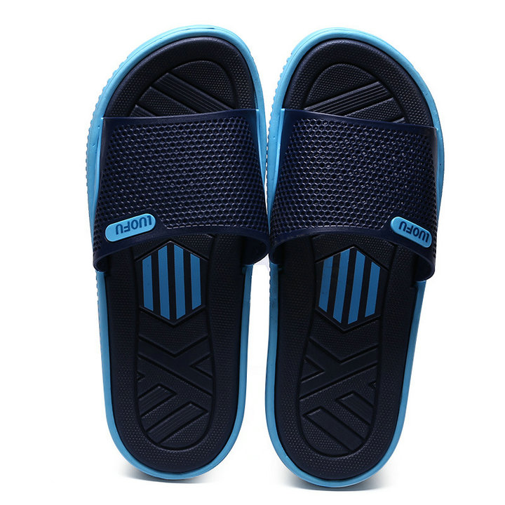 Fashion New Design Anti Slip Adult Men Shoes Sport Slide Slippers Outdoor Indoor Beach Slippers For Man (6)