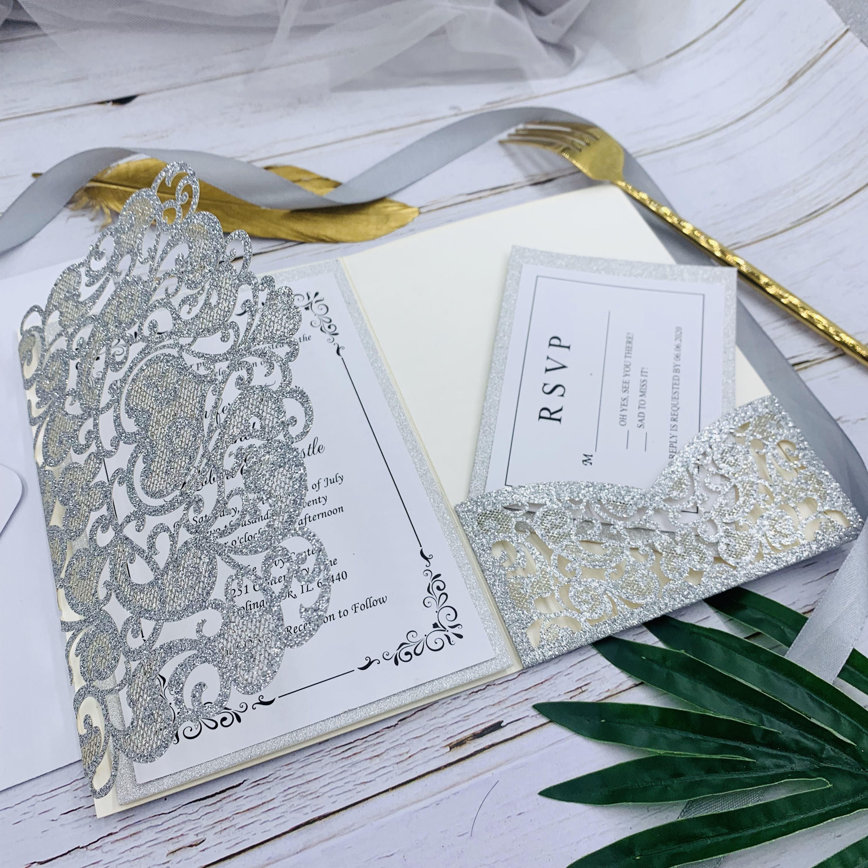 Yellow Invitations Online Shopping | Buy Yellow Invitations at DHgate.com