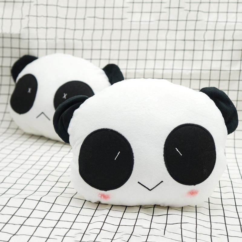 Panda Nordic coussin en lin romantique Chambre à Coucher Fauteuil Panda HOME DECO