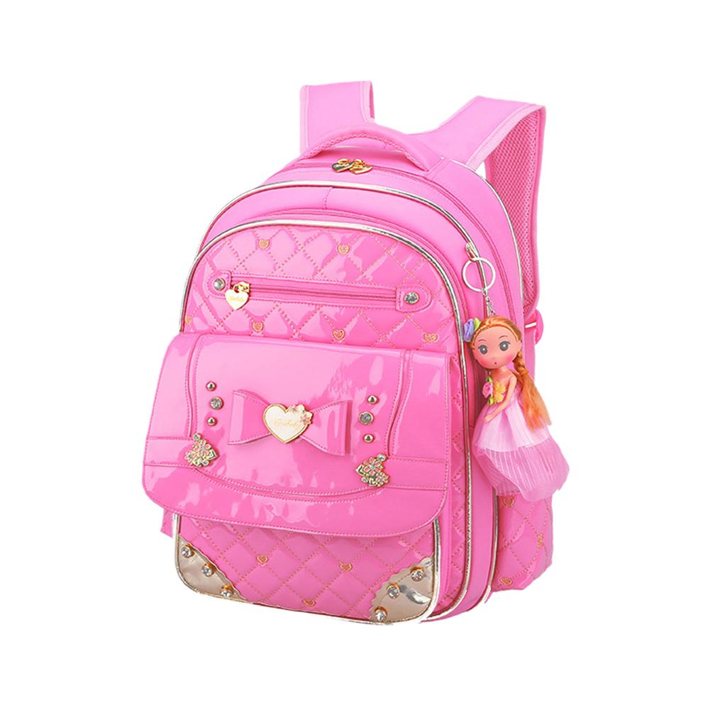 Bee Borsa Zaino Ragazze Bambini Cartoon Fungo Baby Rosa Bambino Da Schoolbag Bags