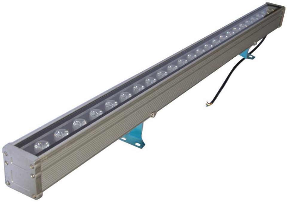 12W 0.5M LED Washer Wall Wash Light Linear Bar Pure White Outdoor Lamp New