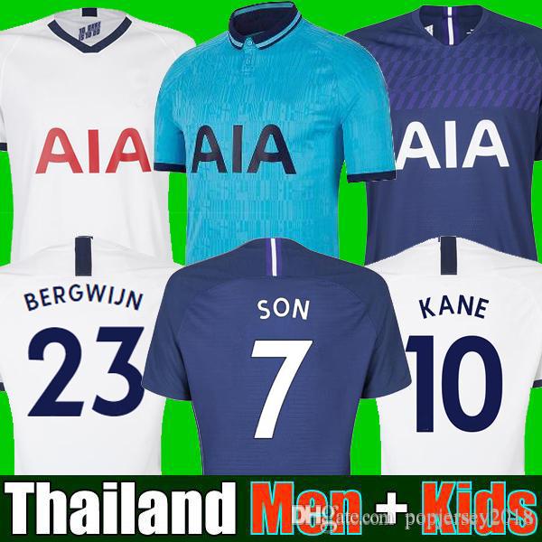 Tottenham Hotspur FC 2019 Espuelas Bebés Camiseta Shorts Kit Bebé Cochecito