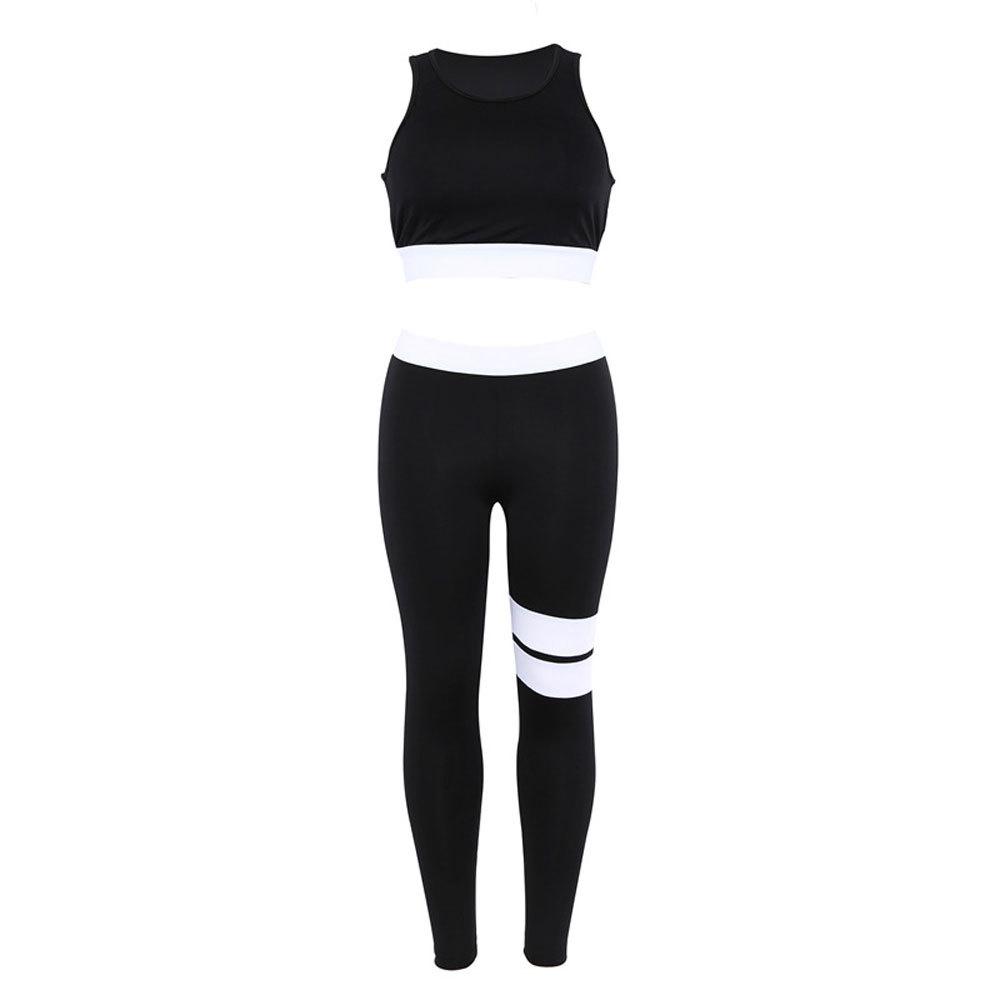 Jumpsuit Yoga Sets Women Gym Wear (11)