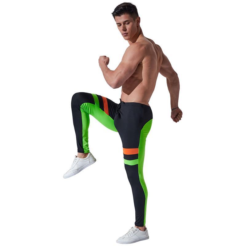 Men/'s Skin Compression Base Layer Pants Long Leggings Gym Joggers Sport Trousers
