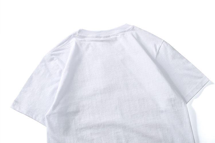 Virgin Mary Printed Short Sleeve T Shirts 5