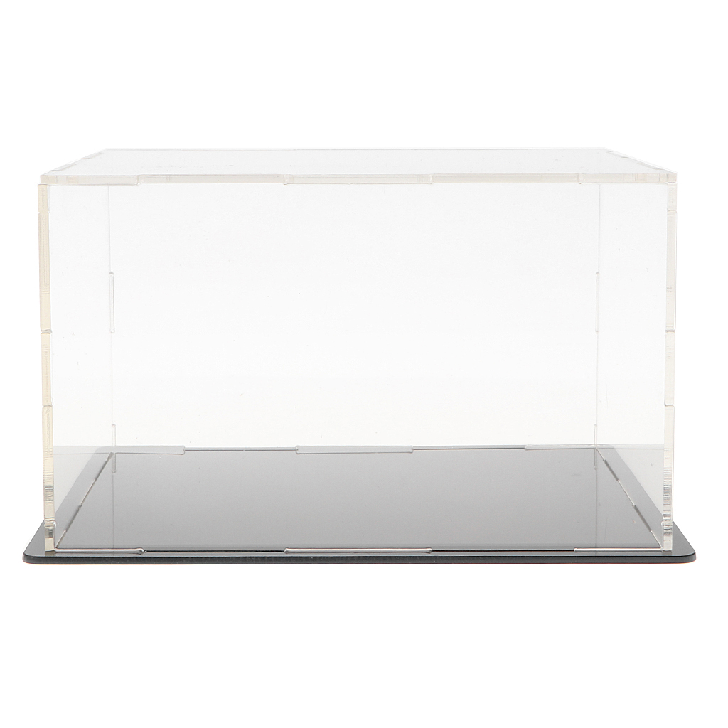 2019 Clear Acrylic Display Box Case Model Figure Display Dustproof For 3D  Car Model Figure Figurines Statue Doll Model Collection From Dianblock,