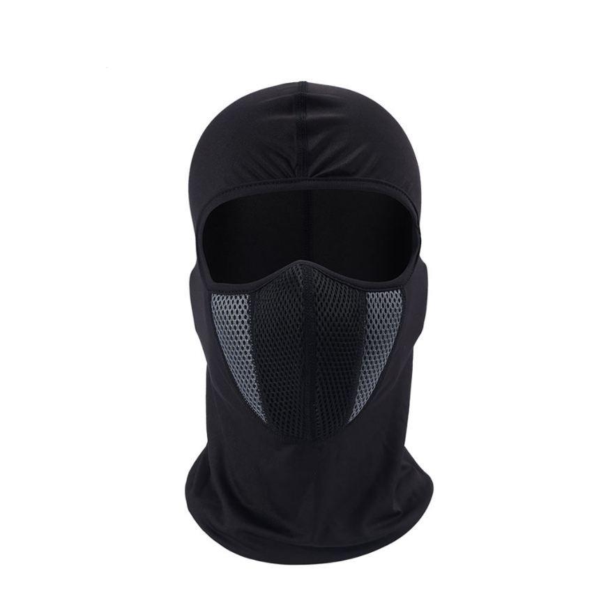 Wooya 3D Plein Visage Masque Adulte Camouflage Chasse /Écharpe Cap Balaclava Chapeau dhiver Capuche