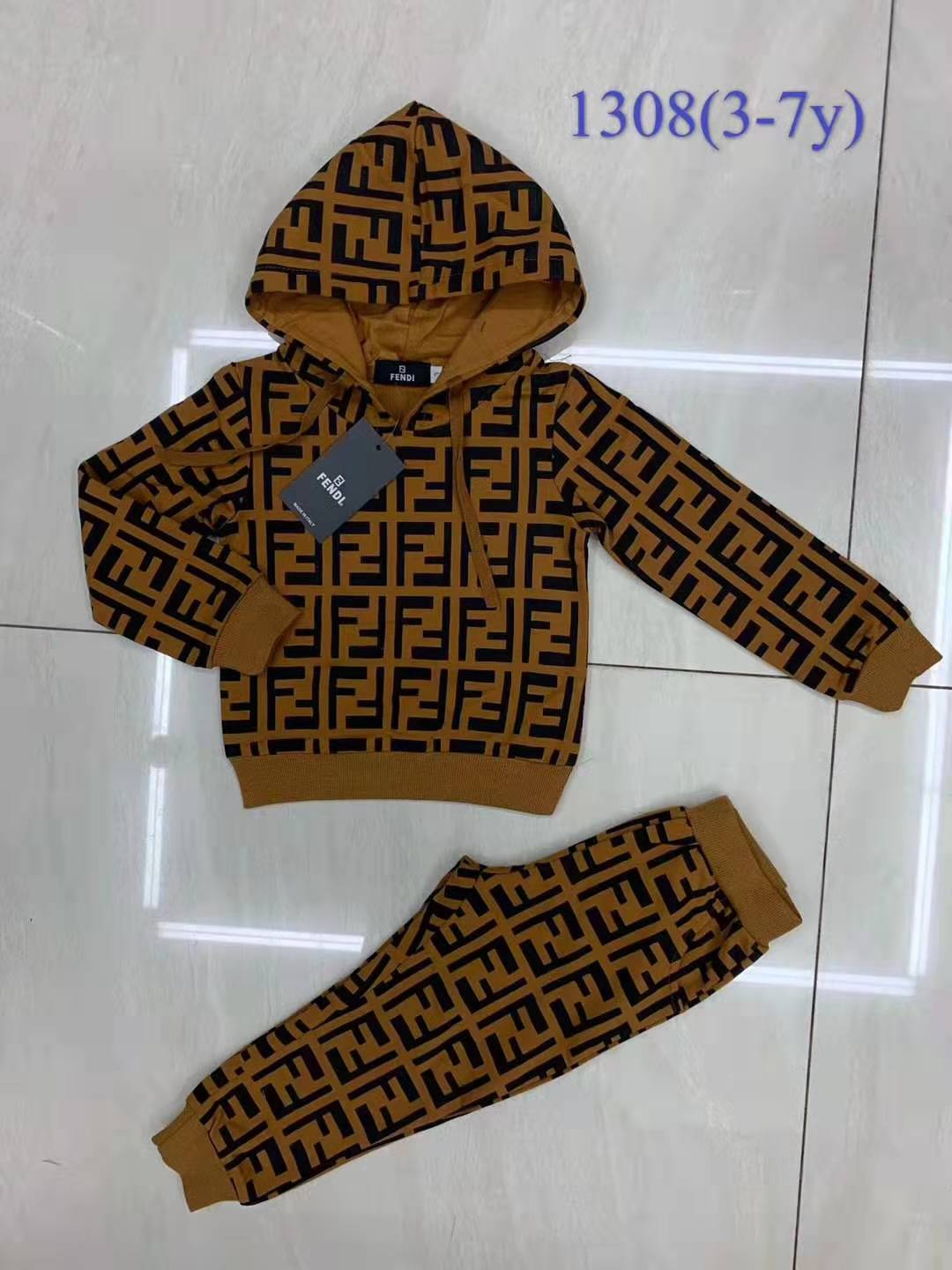 1-5Years,SO-buts Child Kids Winter Girls Boys Sweatshirt Coat Letter Long Sleeve Tracksuit Tops Pants Outfits Set