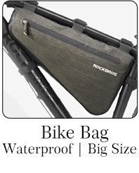 cycling front bag