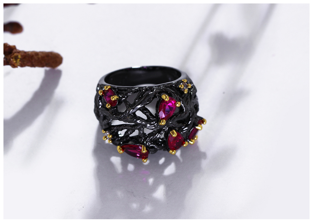 red anel anillos 04