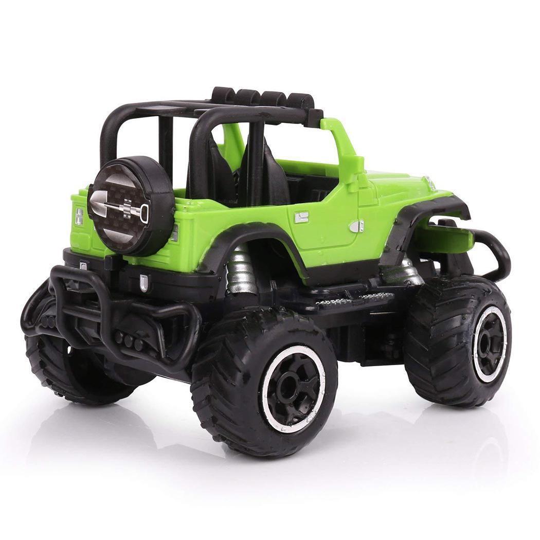 New Mini Off-road 4 Channels Electric Vehicle Model Radio Remote Control Cars Toys Fashion New RC Cars Toy
