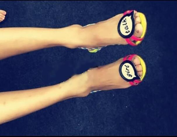 Cute-Girls-High-Heels-Sandals-Women-Shoes-Yellow-Sky-Blue-White-Mixed-Colors-Gladiator-Sandals-Women (3)
