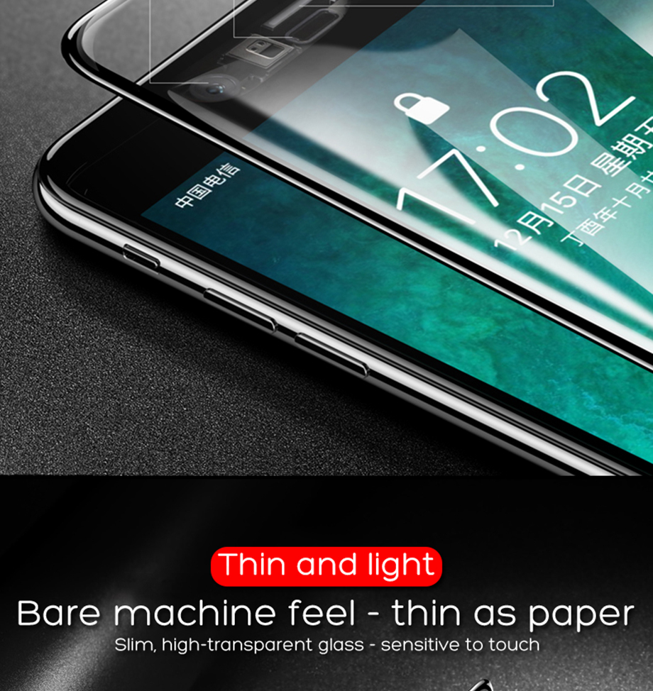 5 For iPhone 6 6s Glass for iphone 6 6s plus glass for iphone 7 glass for iphone 7 plus glass for iphone 8 glass for iphone 8 plus glass for iphone x glass screen protector