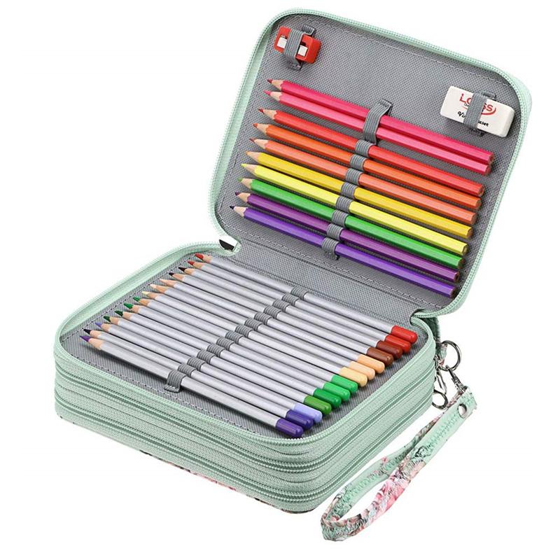 Mäppchen Federmäppchen Bleistiftbeutel Schreibwaren Karotte Plüsch Brillenetui