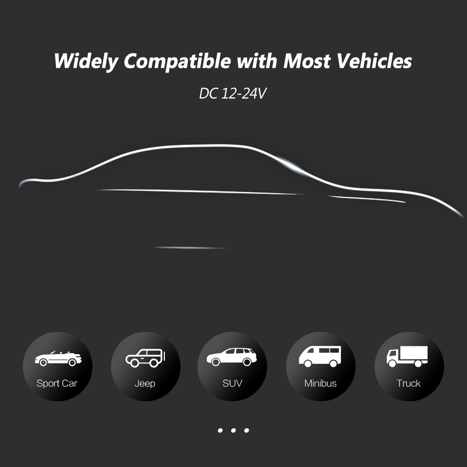 compatible vehicles
