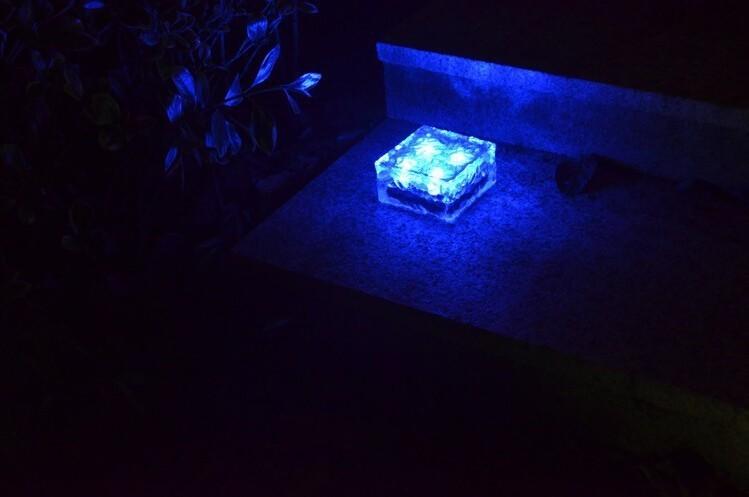 brick solar light-12