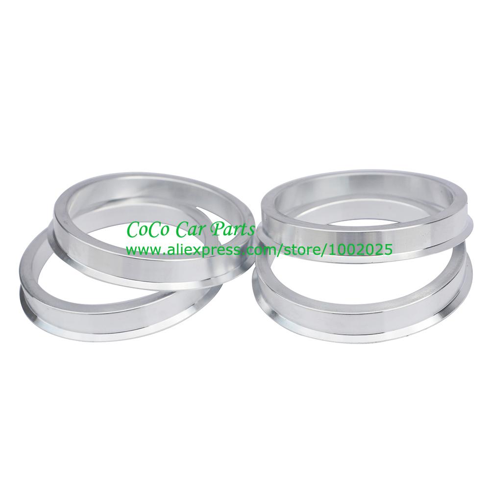 Roue en alliage hub centric robinet anneaux 74,1-57.1 Roue Espaceur Set de 4