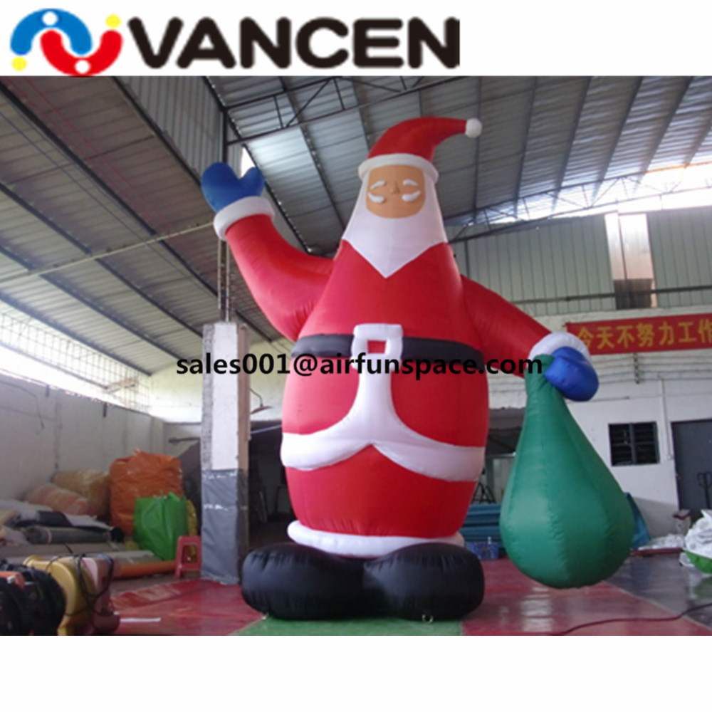 inflatable christmas decoration02