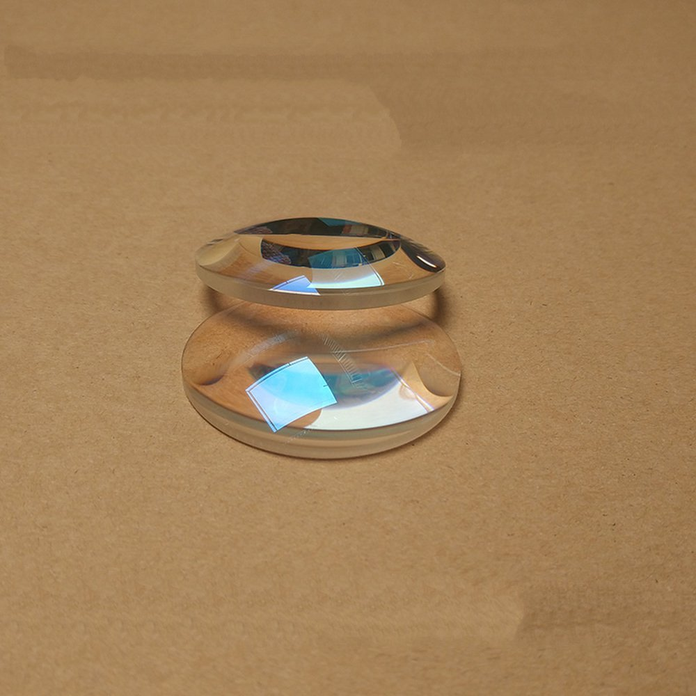 DOUBLE convesso diametro 50mm lunghezza focale 50 mm Optical Lens