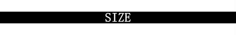 1-750 SIZE CHART