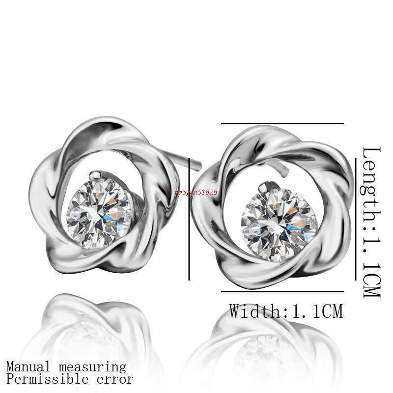 Trendy Infinity SymbolChunky Cufflinks for Men or Women in Sterling Silver w//Engravable Back