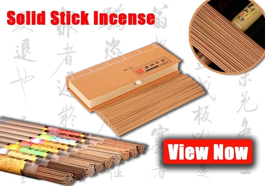 Solid Stick Incense