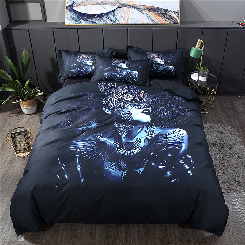 Dormitory Bedsheet Micro Fiber Blanket Flannel Anime RWBY Weiss Schnee Cosplay