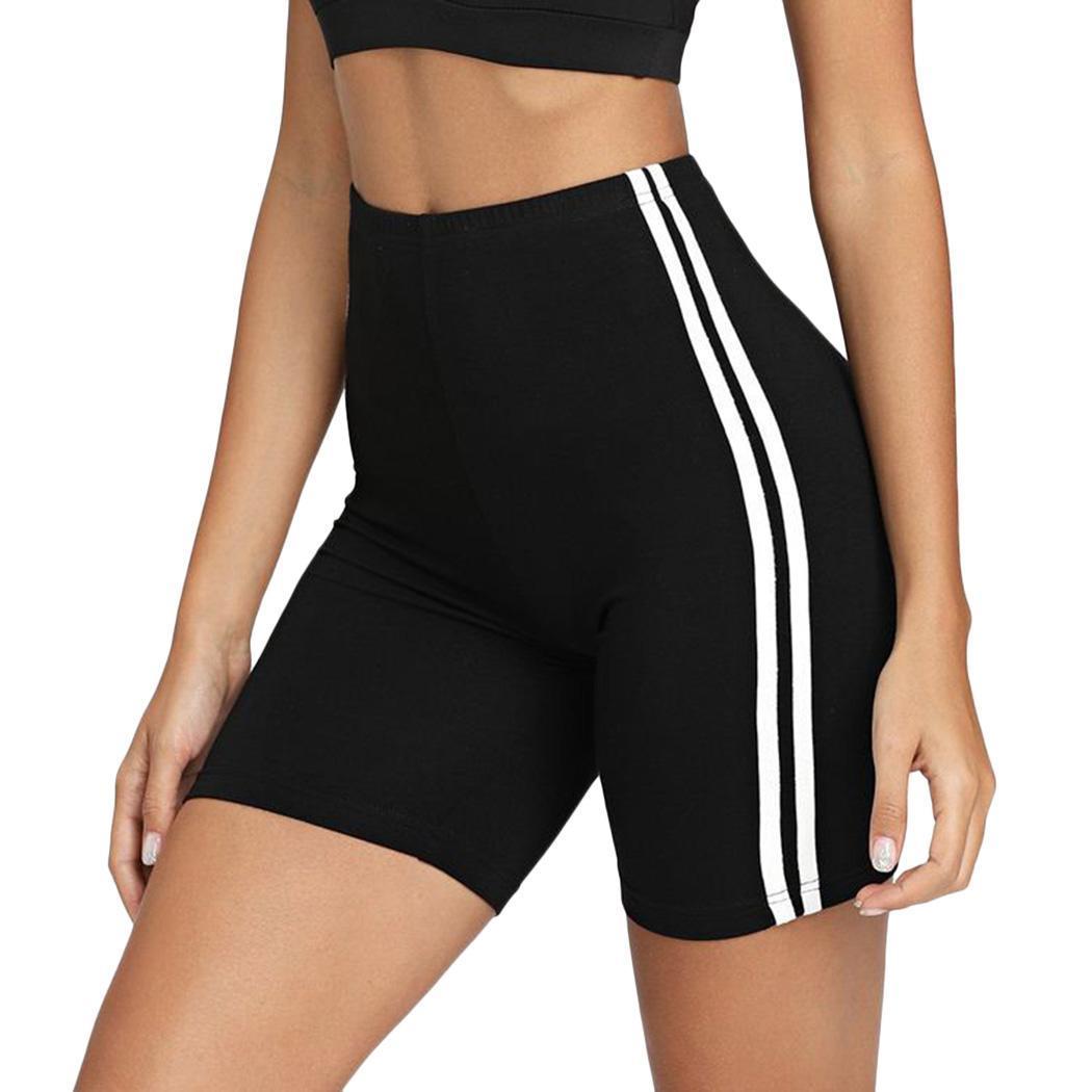 New Fashion New Fashion Women Yoga Fitness Running Gym Stretch Sports Shorts Trousers New Fashion Shorts