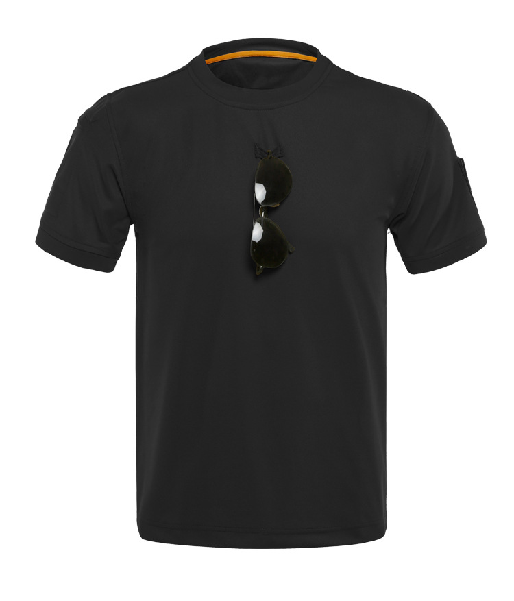 Special Solider T-shirt Men's Plus Size Loose Tactical Short-sleeved Stretch Quick-drying Military Enthusiasts Training T Shirt